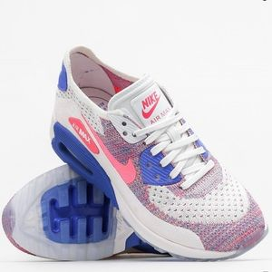 Nike Air Max Ultra 2.0 Flyknit Sneakers Shoes 7.5